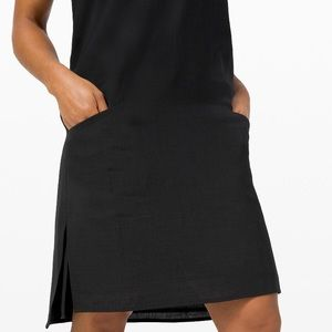 Lululemon Shift in Time Dress size 4 NWT